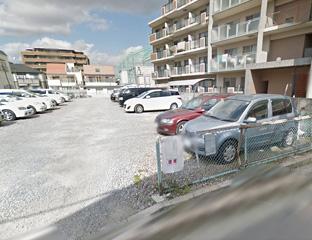 本院駐車場