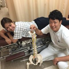骨盤矯正を受けて痛みもなくなりその後の調子も良くなりました!