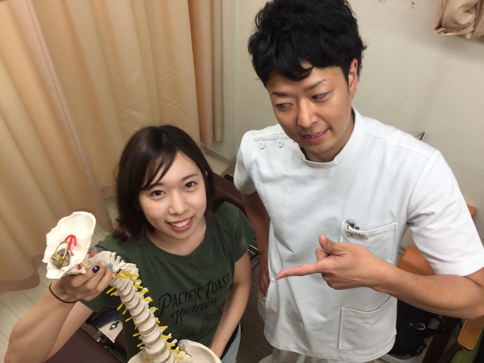 りらく鍼灸接骨院に出会えて本当に良かったです。